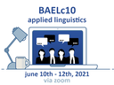 BAELc10: second call for papers