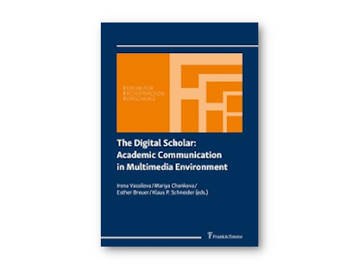 Right click to download: the digital scholar: academic communication in multimedia environment