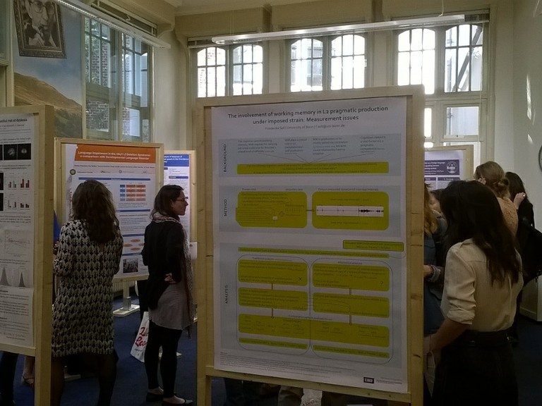 Right click to download: Friederike Sell's poster at EMLAR