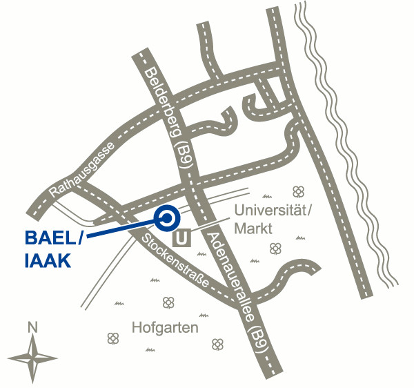 Map to BAEL